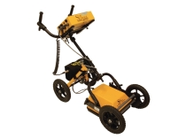 Ground-penetrating radar equipment